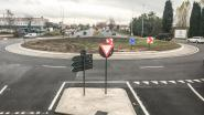 Einde verkeersellende op de N60 aan Samsonite in Oudenaarde: de vernieuwde rotonde is klaar