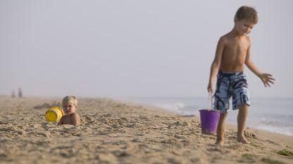 Toeristische sector aan de kust klaagt niet
