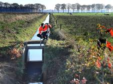 Ondanks regenval zijn grondwaterstanden nog niet overal hersteld