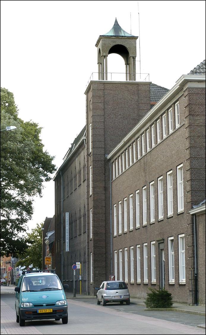 Het CCB verdwijnt straks uit de Pastoor de Katerstraat en krijgt een nieuwe locatie in Baarle-Nassau /Hertog.