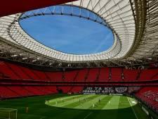 Six cas positifs au coronavirus à l'Athletic Bilbao