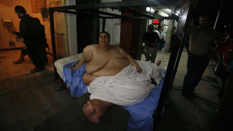 Archiefbeeld van Manuel Uribe van zes jaar geleden.
