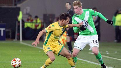 Bekijk nieuwe assist De Bruyne en penaltymisser Mertens bij zeges