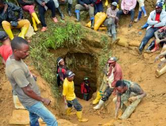Eerste lichamen verongelukte mijnwerkers Congo geborgen