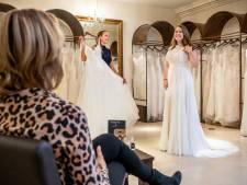 Trouwdag uitgesteld, niet alleen balen voor het bruidspaar