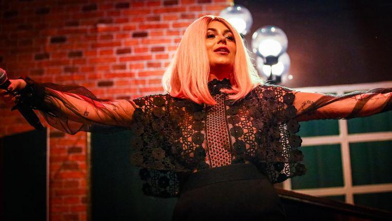 Roxeanne is klaar voor de lancering van haar debuutalbum. Beeld anp