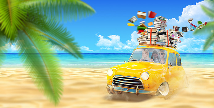Gratis lezen en luisteren op vakantie in de Peel | Helmond ...