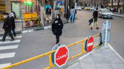Iran laat 54.000 gevangenen vrij in strijd tegen corona
