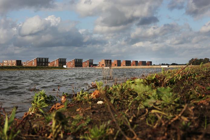De Waterdonken, een van de laatste Bredase wijken die aan de rand van de stad is opgetrokken.