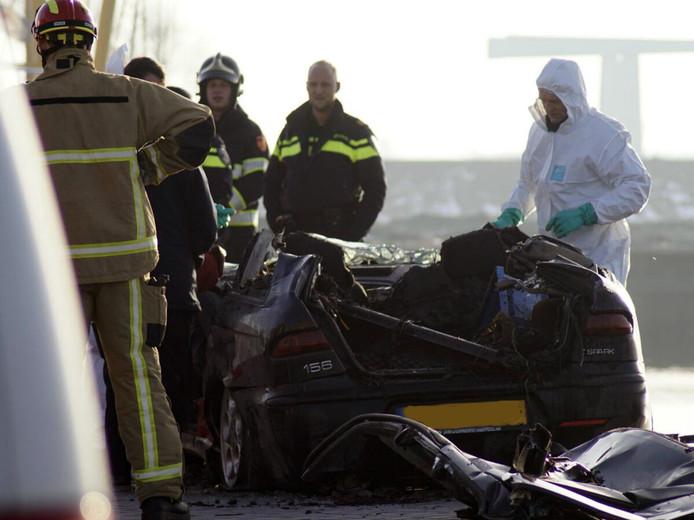Auto van vermiste Rob van Dongen uit Etten-Leur met stoffelijk overschot erin gevonden in Den Helder.