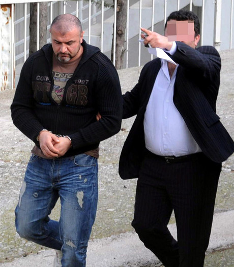 Mensenhandelaar Saban Baran langer in Turkse cel