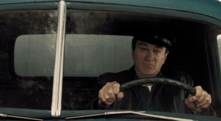 Robert DevNiro in 'Th Irishman'.