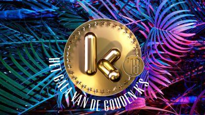 Dit zijn de genomineerden voor Het Gala van de Gouden K's