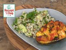 Recept van de dag: Gevulde avocado's