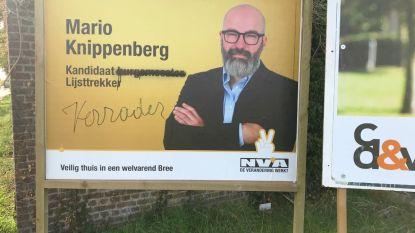 """Mario Knippenberg (N-VA) zei 'nee' tegen aangeboden sjerp: """"Ik ben niet te koop"""""""