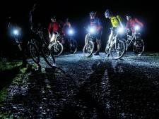 'Mountainbiken in het donker is funest voor eten zoekend dier'