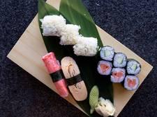 Nieuw sushirestaurant op de Grote Markt