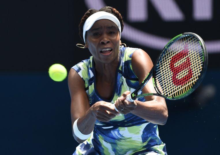 Venus Williams. Beeld null