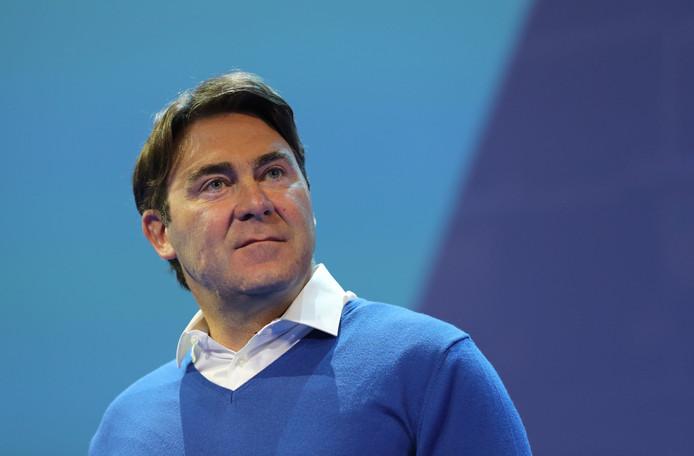 Le ministre des Indépendants sortant Denis Ducarme (MR).