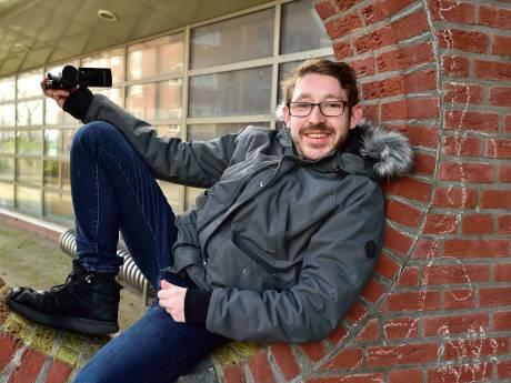 Vlogger Sander Pat (24) filmt zijn beperking in eigen Youtube-kanaal 'Dagen met Patje'