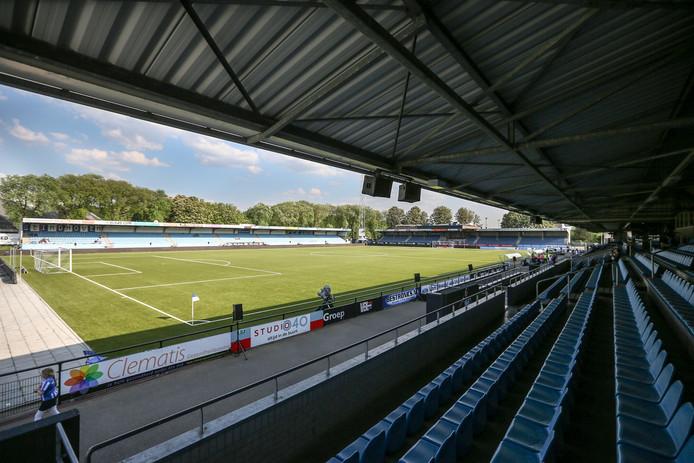 EINDHOVEN, Jan Louwers Stadion, 13-05-2016, Jupiler League voetbal, halve finale play offs, seizoen 2015/2016, Fc Eindhoven - NAC ,