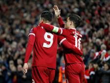 Liverpool pijnigt Spartak met likkebaardende demonstratie