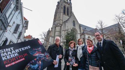 Brochure belicht Sint-Maartenskerk, toren pas  in zomer 2020 open