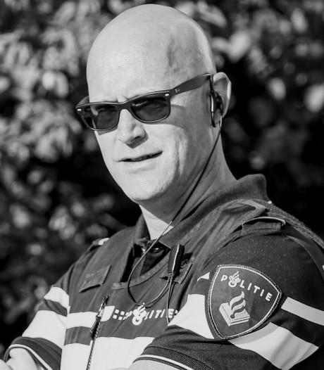 Politie, club en fans rouwen om PEC-politieman Dennis van Unen
