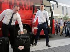 LIVE | PSV arriveert in Sittard voor duel met Fortuna