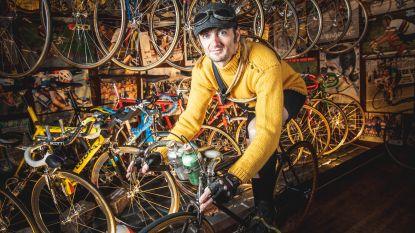 Van eeuwenoude fietsen tot de handschoenen van Frank Vandenbroucke: Het walhalla voor wielerfans ligt in Deinze