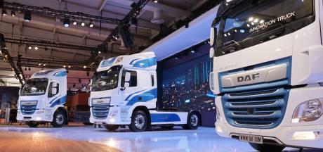 DAF presenteert ook lichte elektrische truck in Hannover