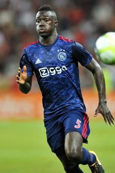 Davinson Sánchez speelt niet tijdens wedstrijd Heracles - Ajax