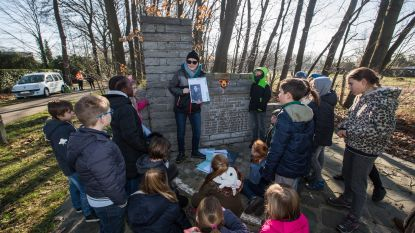 """""""Weinig Limburgers weten welke vreselijke gebeurtenis dit monument herdenkt"""""""