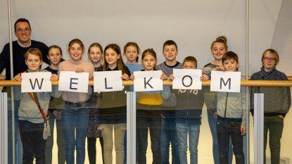 Koksijdse scholen verwelkomen al 23 kinderen van het asielcentrum dat midden deze week opent