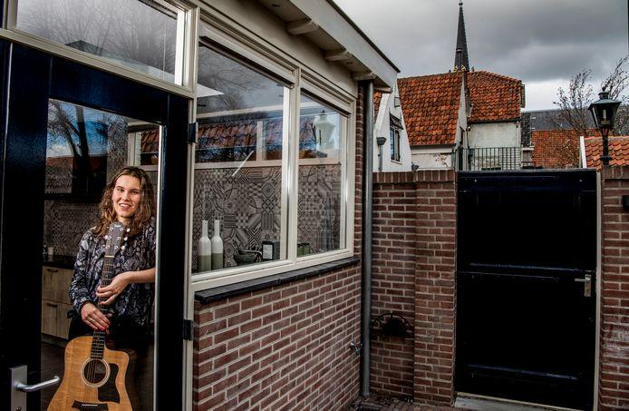 Faure Verbrugge is muzikant en schrijft nu veel muziek.