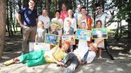 Beweging.net maakt superwinnaars schilderwedstrijd bekend