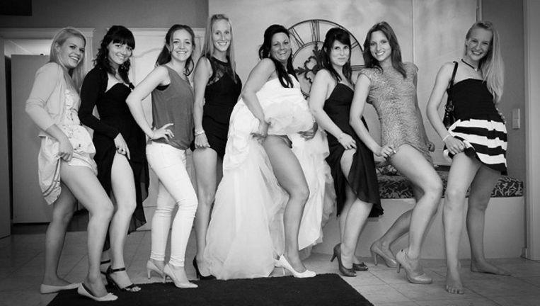 nieuwe vind bruid naakt