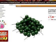 Hartenkreet: Stop alsjeblieft met verkoop van knetterballen