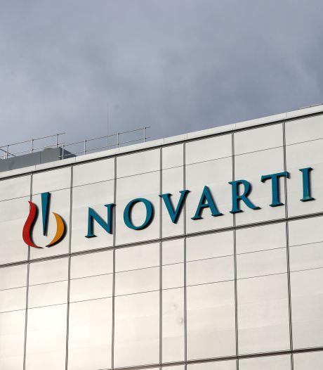 Novartis lance un programme de rachat d'actions pour 2,5 milliards