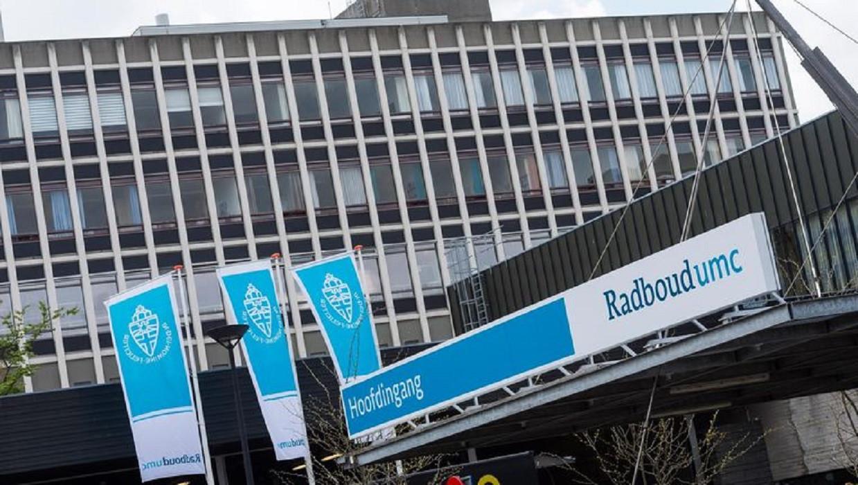 Het Radboud UMC in Nijmegen