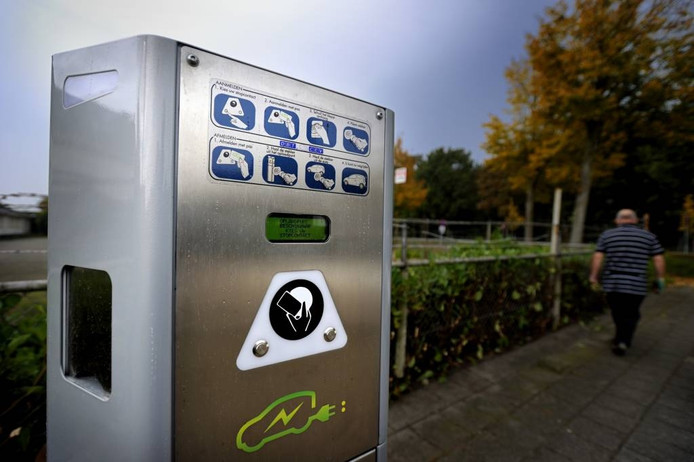 Snelle Oplaadpunten Voor Elektrische Auto S In Zeeland Zeeuws