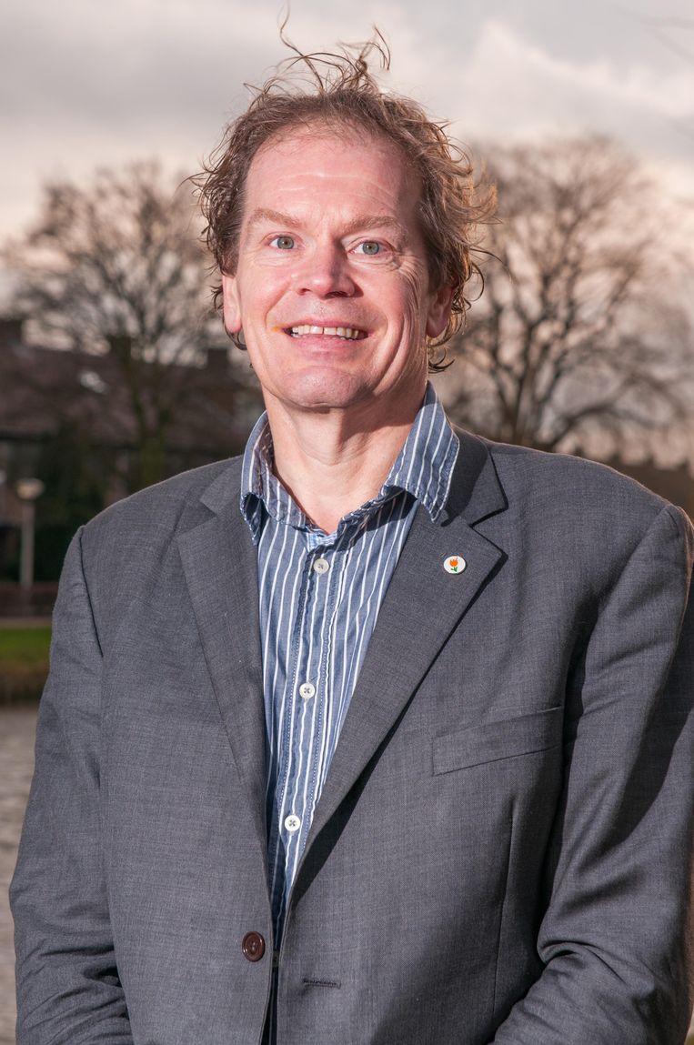 """Milieu- en mobiliteits-expert Hans Voerknecht: """"De prijzen kunnen verder omhoog""""."""