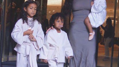 """Kanye wilt nog drie kinderen, maar voor Kim Kardashian is het genoeg geweest: """"Ik wil geen oude moeder zijn"""""""