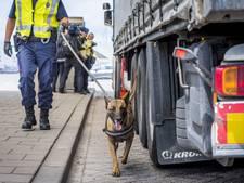 Mensensmokkelaars gepakt in Hoek van Holland
