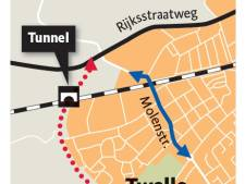 Mogelijk miljoenen extra nodig voor afbouwen randweg in Twello: 'Bij voorkeur met tunnel'