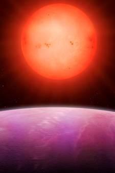 'Monsterplaneet' ontdekt, theorieën kunnen de prullenbak in