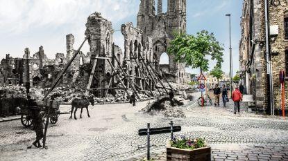 Westhoek in 2020 in teken van wederopbouw