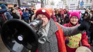 Duizenden manifesteren tegen rechtse regering in Oostenrijk
