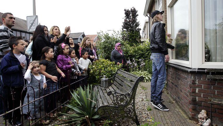 Buurtbewoners willen dat een bestuurslid van Martijn vertrekt. Beeld anp