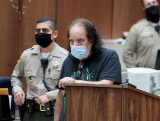 Nog zeven extra aanklachten tegen pornoacteur Ron Jeremy